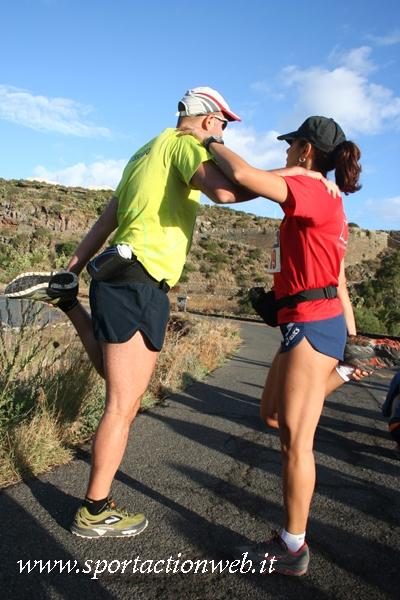 Ecomaratona di Pantelleria tra sport, natura e cinema