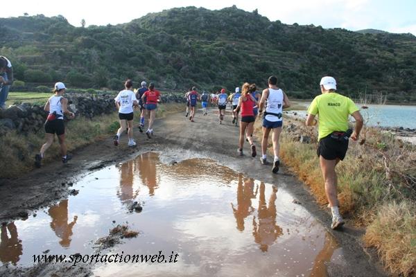 A Bellanca e Tonetti l'Ecomaratona di Pantelleria