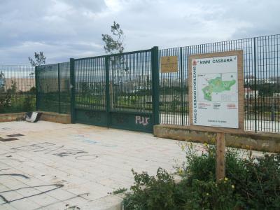 Apriamo il Parco Ninni Cassara. Da Siciliarunning una petizione on line...