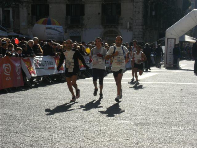 Maratonina di Acate: vincono Giuseppe Veletti e Claudia Finielli