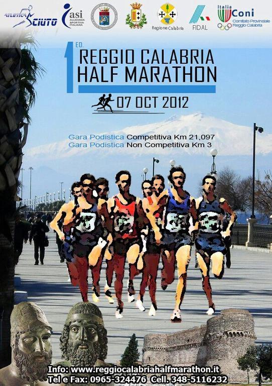Calendario Fidal Calabria.Reggio Calabria Half Marathon Pronta A Spegnere La Prima