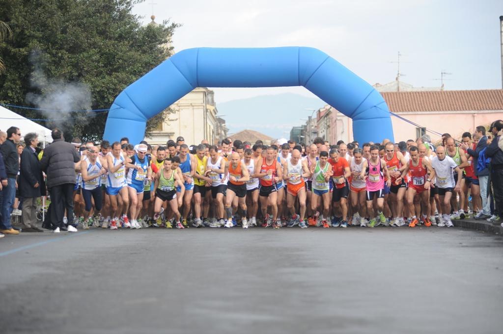 Domenica litorale jonico in festa con la maratonina Blu Jonio