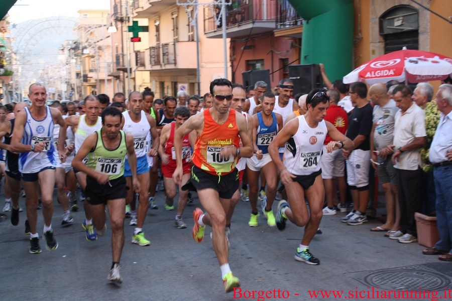 Corri per le vie di Borgetto: domani la gara