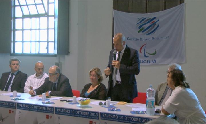 Domani anche a Palermo la VIII Giornata Nazionale dello Sport Paralimpico