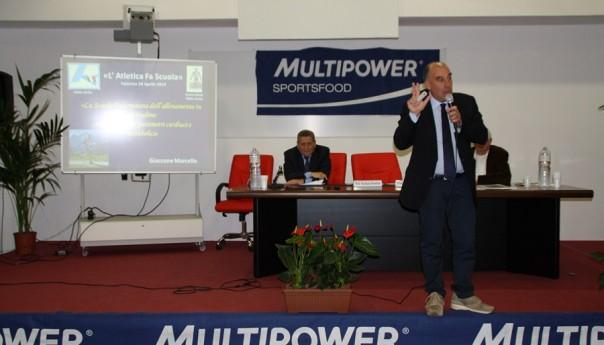 L'Atletica fa Scuola: il convegno a Palermo