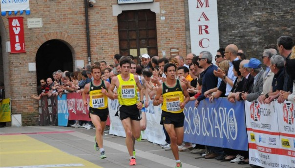 Oderzo: 1° maggio di corsa con i campioni Azzurri
