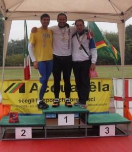 """Pentathlon lanci Master: quattro titoli nazionali """"sbarcano"""" in Sicilia"""