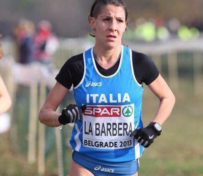 Scalata al Castello: quinta Silvia La Barbera