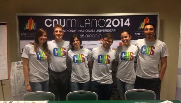 CNU 2014: presente anche la delegazione catanese