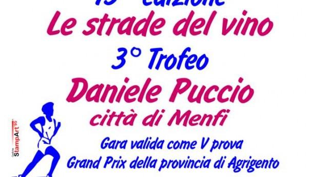 Domani a Menfi per correre Le Strade del Vino: gli iscritti