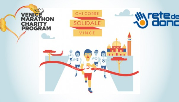 Al via il nuovo Venicemarathon Charity Program 2014