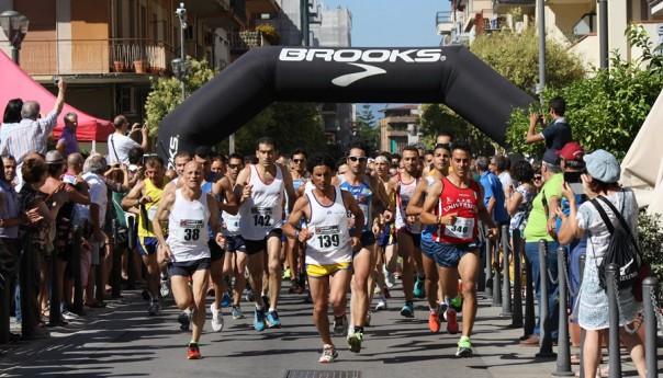 Capo Running buona la prima! Vincono Lorenzo Perrone e Ginevra Benedetti
