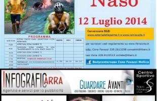 Triathlon Città di Naso: sabato la terza edizione