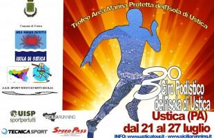 Il maltempo stoppa il Giro podistico a Tappe di Ustica: le 4 tappe