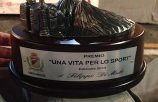 Una vita per lo sport: tra i premiati Filippo Di Mulo e Rosario Catania
