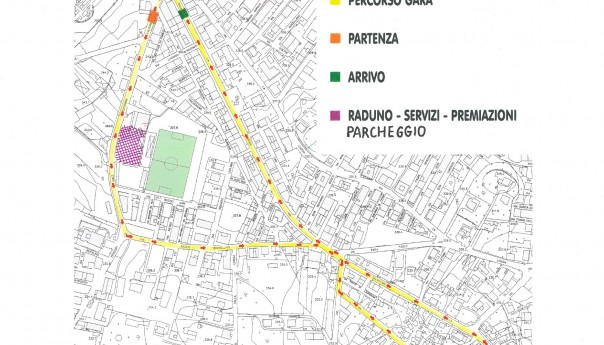 Domenica la Corri Aragona: attesi circa 600 atleti da ogni parte dell'isola