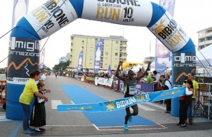 Bibione is Surprising Run nel segno del Kenia