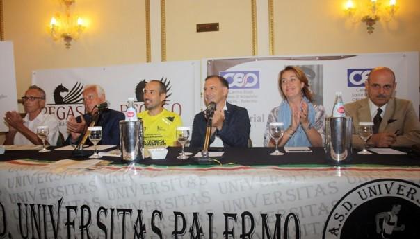 Presentato il 5° Memorial D'Acquisto perfetto connubio tra sport e impegno sociale