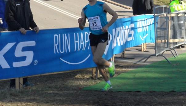 Filippo Tavormina: PB e record provinciale nei 1.500 metri