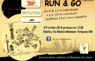 Run&Go: il programma della manifestazione