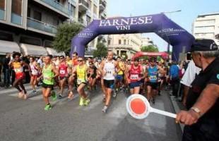 Muore a 82 anni durante la maratona Dannunziana