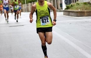 A Vincenzo Agnello la Reggio Calabria Half Marathon