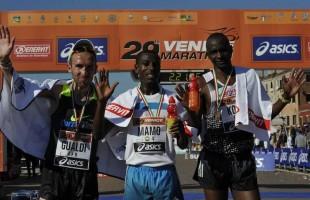 La Venicemarathon è etiope con Ketema Mamo e Konjit Biruk; Gualdi secondo