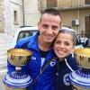 Vito Massimo Catania e Maria Grazia Bilello dominatori alla Maratonina dei Nebrodi