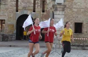 Marostica: in 500 di corsa per Libera