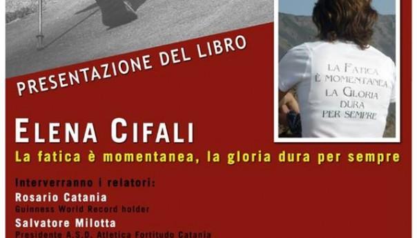 Si presenta sabato a Nicolosi il libro di Elena Cifali