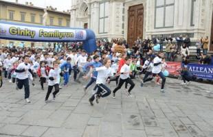 Firenze Marathon: aperte le iscrizioni alla Ginky Family Run