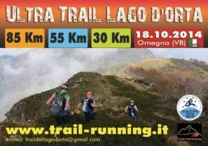 La Sicilia all'Ultra Trail Lago D'Orta 2014