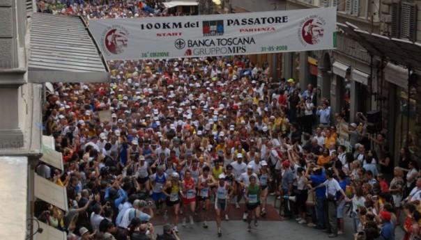 In palio al Passatore i titoli italiani 2015 della 100km