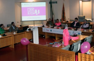 2.500 donne domenica 23 novembre parteciperanno alla Corri in rosa