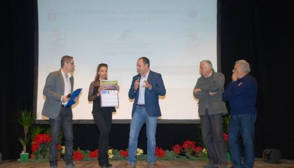 Trecastagni incorona l'atletica giovanile etnea per la stagione 2014