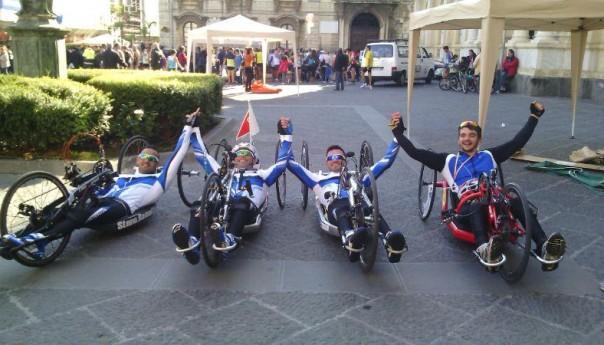 Atletica paralimpica: a Palermo il Campionato Italiano di mezza maratona