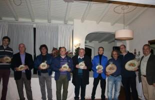 Premiati i Master del GP di Corsa Provinciale 2014