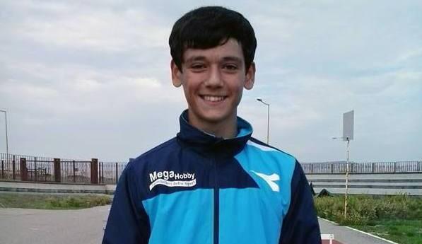 Cadetti: a Samuele Licata il Trofeo Giovanile 2014 della Fidal Sicilia
