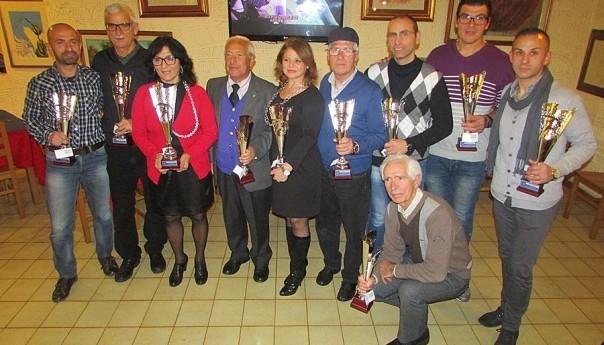Il GS Amatori Palermo premia i suoi Fedelissimi e rilancia per la stagione 2015