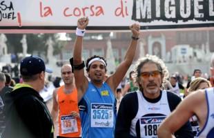 Corsa di Miguel: ai nastri di partenza anche il presdiente della CONI Malagò