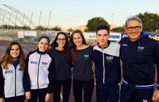 Il team Assenza e l'atletica leggera: una famiglia di corsa...