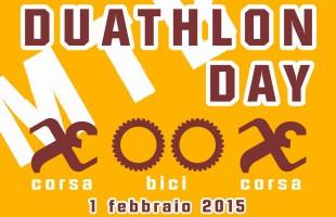 Primo giorno di febbraio a Palermo con il Duathlon Day MTB