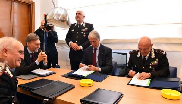 Antidoping: presentato l'accordo tra CONI e i NAS
