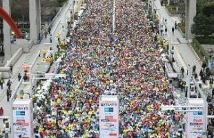 Dominio etiope nella Maratona di Tokyo: 36000 podisti in gara