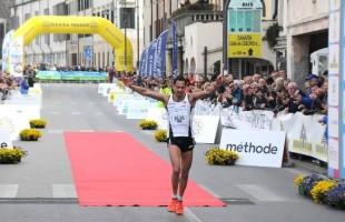 Vincenzo Puccio protagonista alla Treviso Marathon
