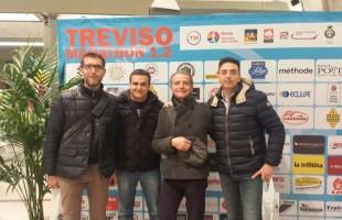 Atleti della Marsala DOC impegnati a Torino e Treviso