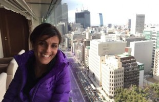 Esordio stagionale in Giappone per Anna Incerti