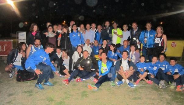 Festa di sport in pista per il 1° Memorial Giorgio Roccasalva