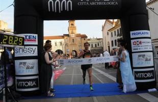1° maggio di corsa a Oderzo: sfida Uganda - Italia