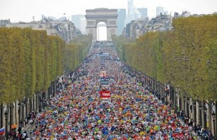 E' primavera fioriscono le maratone